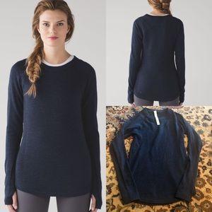 Lululemon Sit in Lotus Sweater Size 2 🧘♀️